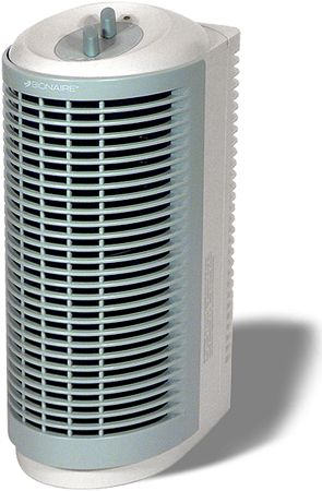 bionaire bap1412 mini tower air purifier